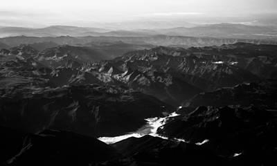 Rocky Mountain Morning Poster