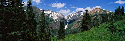 Rocky Mountains Co Poster by Panoramic Images