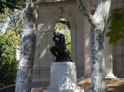 Rodin Museum - Philadelphia Poster