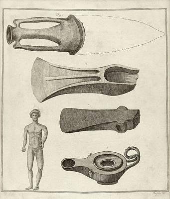 Roman Artefacts Poster