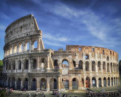 Roman Icon 8x10 Poster