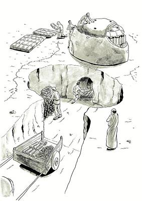 Roman Kiln Poster by Sergi Segura