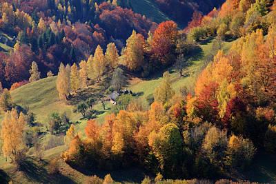 Romania, Transylvania, Carpathian Poster