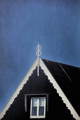 Roof Poster by Joana Kruse