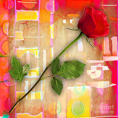 Rose Collection Poster by Marvin Blaine