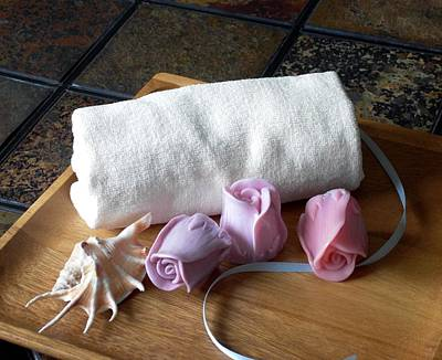 Rose Soap Poster