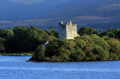 Ross Castle - Killarney - Ireland Poster