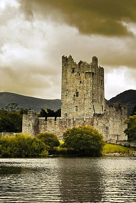 Ross Castle Killarney Poster