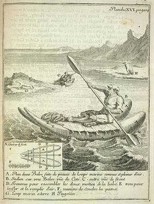 Rowing Boats Poster by British Library