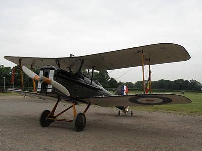 Royal Aircraft Factory Se5a Poster