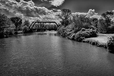Poster featuring the photograph Royal River No.2 by Mark Myhaver