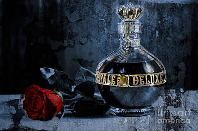 Royale Delux Poster by Donald Davis