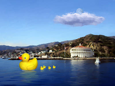 Rubber Duck Parade Poster