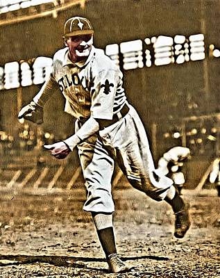 Rube Waddell Poster