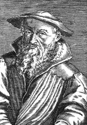Rudolf Gwalther (1519-1586) Poster by Granger