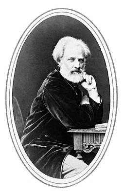 Rudolf Lehmann (1819-1905) Poster