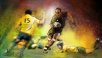 Rugby 01 Poster