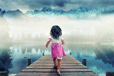 Runaway Poster by Muhammad Munir