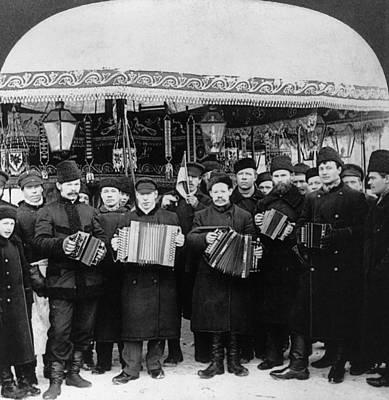 Russian Musicians, C1919 Poster by Granger