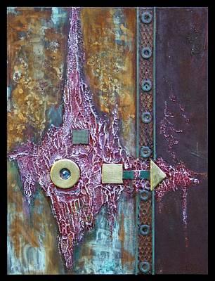 Rust-art Poster by Gertrude Scheffler