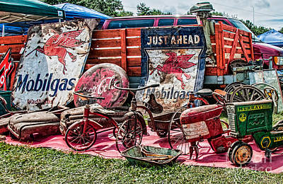 Rusted Memories Poster