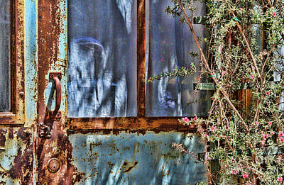 Rusty Charm By Diana Sainz Poster