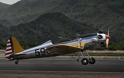Ryan Pt-22 Recruit Poster by Michael Gordon