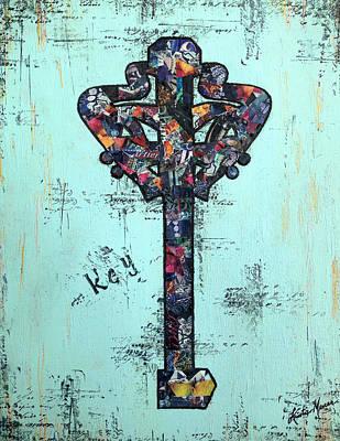 Sacred Key Poster