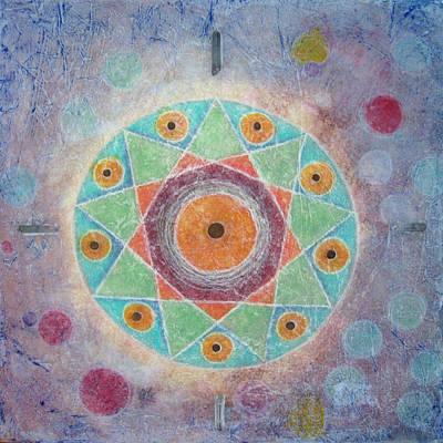 Sacred Nine Poster