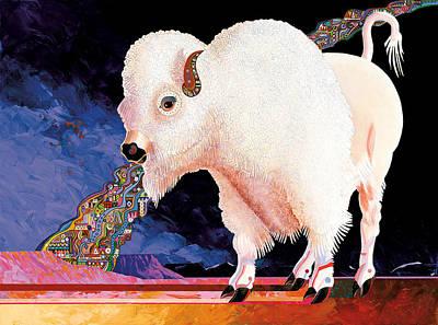 Sacred Spirit Poster