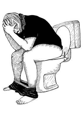 Sad Lucha Libre Poster by Karl Addison