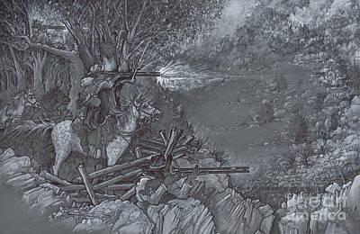 Saddle Sniper Poster