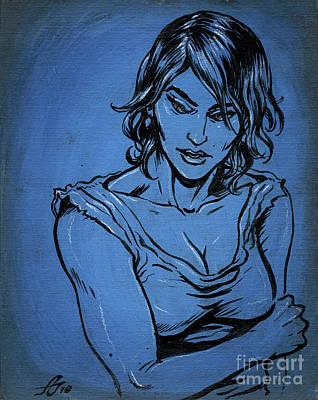 Sadie Blue Poster