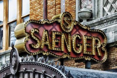 Saenger Theatre - Mobile Alabama Poster