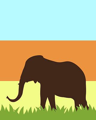 Safari IIi Poster by Tamara Robinson