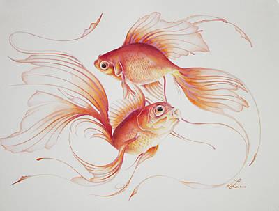 Sagaku Poster by William Love