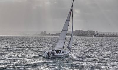Sailing Bliss  Poster