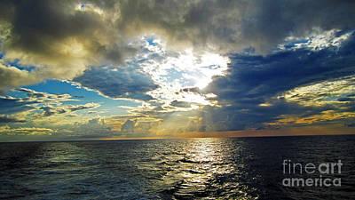Sailing By Heaven's Door Poster