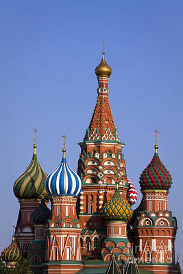 Saint Basil's Cathedral Poster