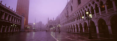 Saint Marks Square, Venice, Italy Poster by Panoramic Images