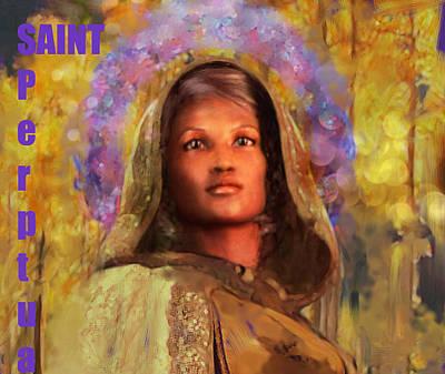 Saint Perpetua/5 Poster