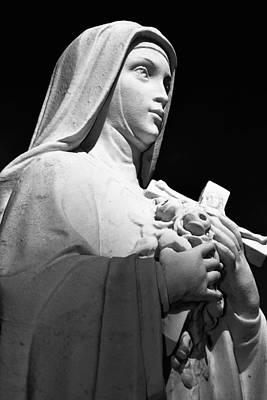 Saint Teresa Poster