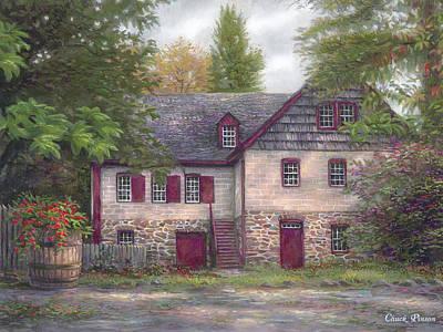 Salem House Poster