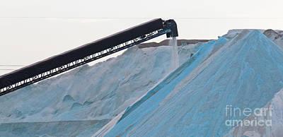 Salt Mine Poster by Jim West