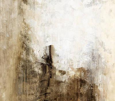 Salt Mines Of The Aztecs Poster by Daniel Hagerman