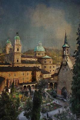 Salzburg Poster by Chanin Green