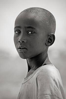 Poster featuring the photograph Samburu #1 by Antonio Jorge Nunes