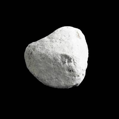 Sample Of Pumice Poster by Science Photo Library
