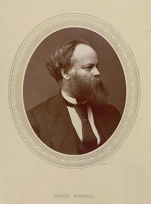 Samuel Plimsoll Poster