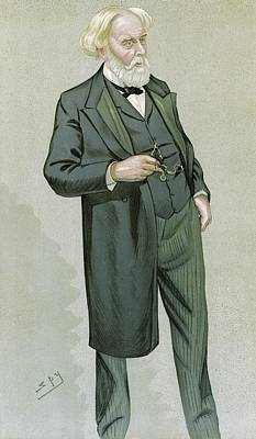 Samuel Wilks, British Physician Poster